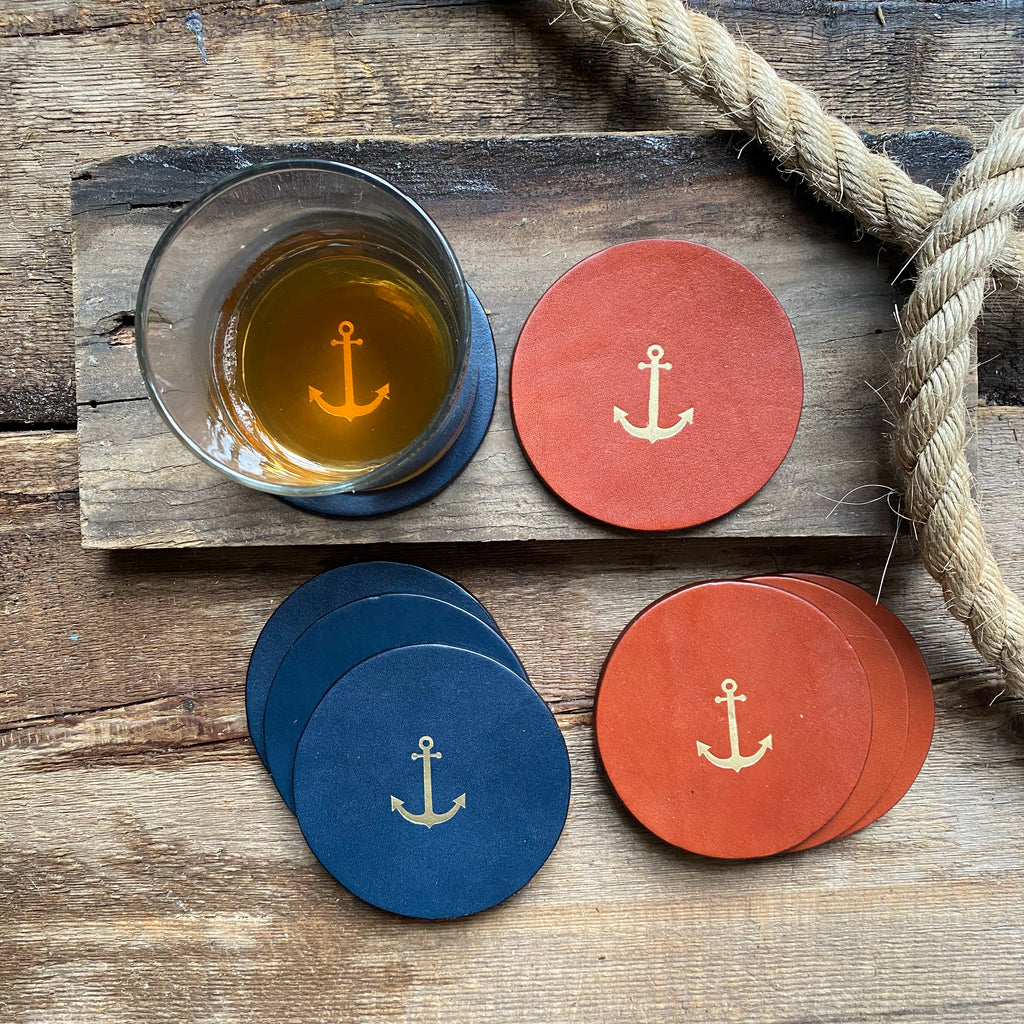 Anchor Sault Coasters