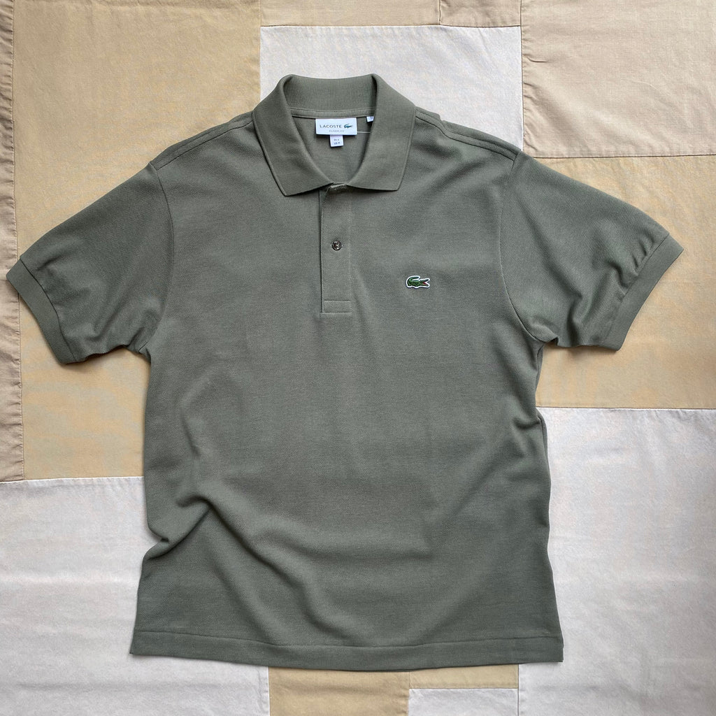 Classic Fit Polo, Tank Green