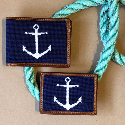 Smathers & Branson Anchor Wallets