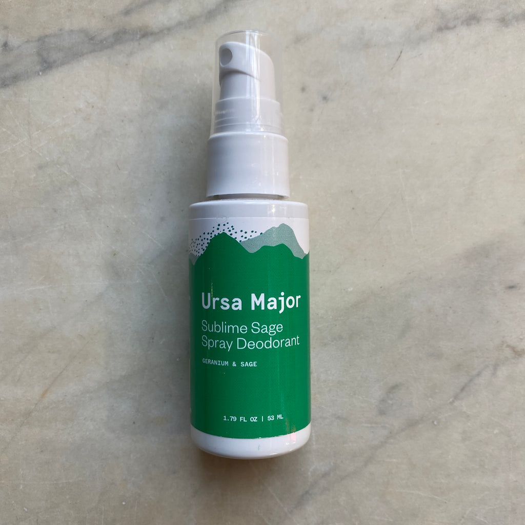 Sublime Sage Spray Deodorant