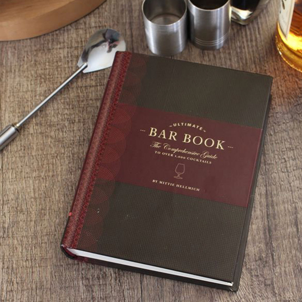 Ultimate Bar Book: The Comprehensive Guide
