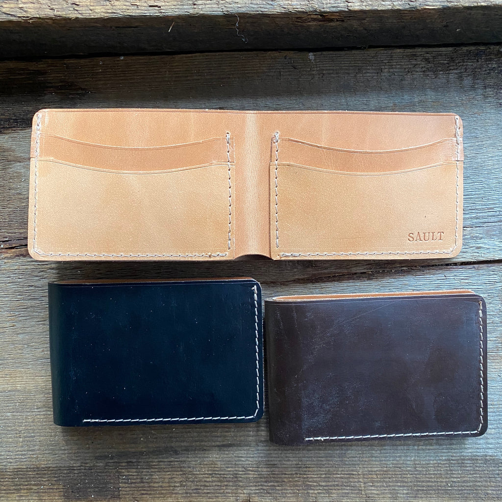 4 Pocket BiFold Wallet