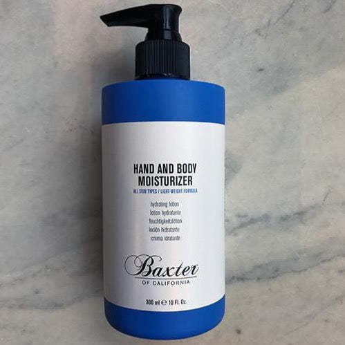 Hand and Body Moisturizer
