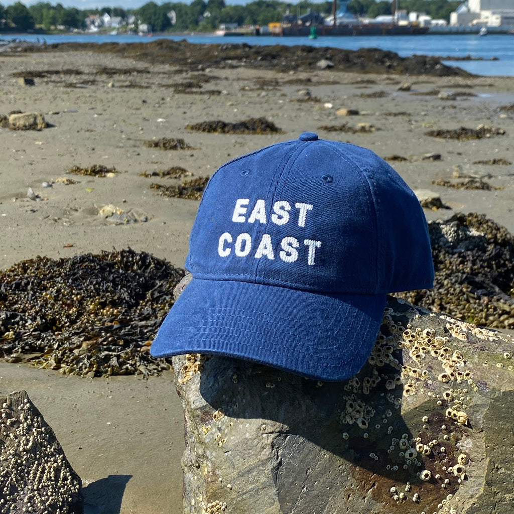 East Coast Needlepoint Cap