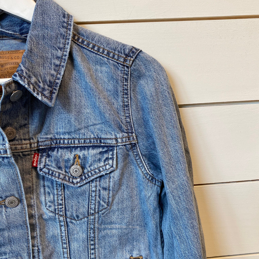 Women's Levi's Trucker Jacket
