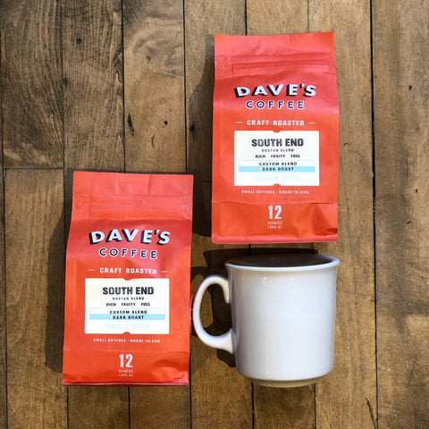 Dave's Coffee South End Blend