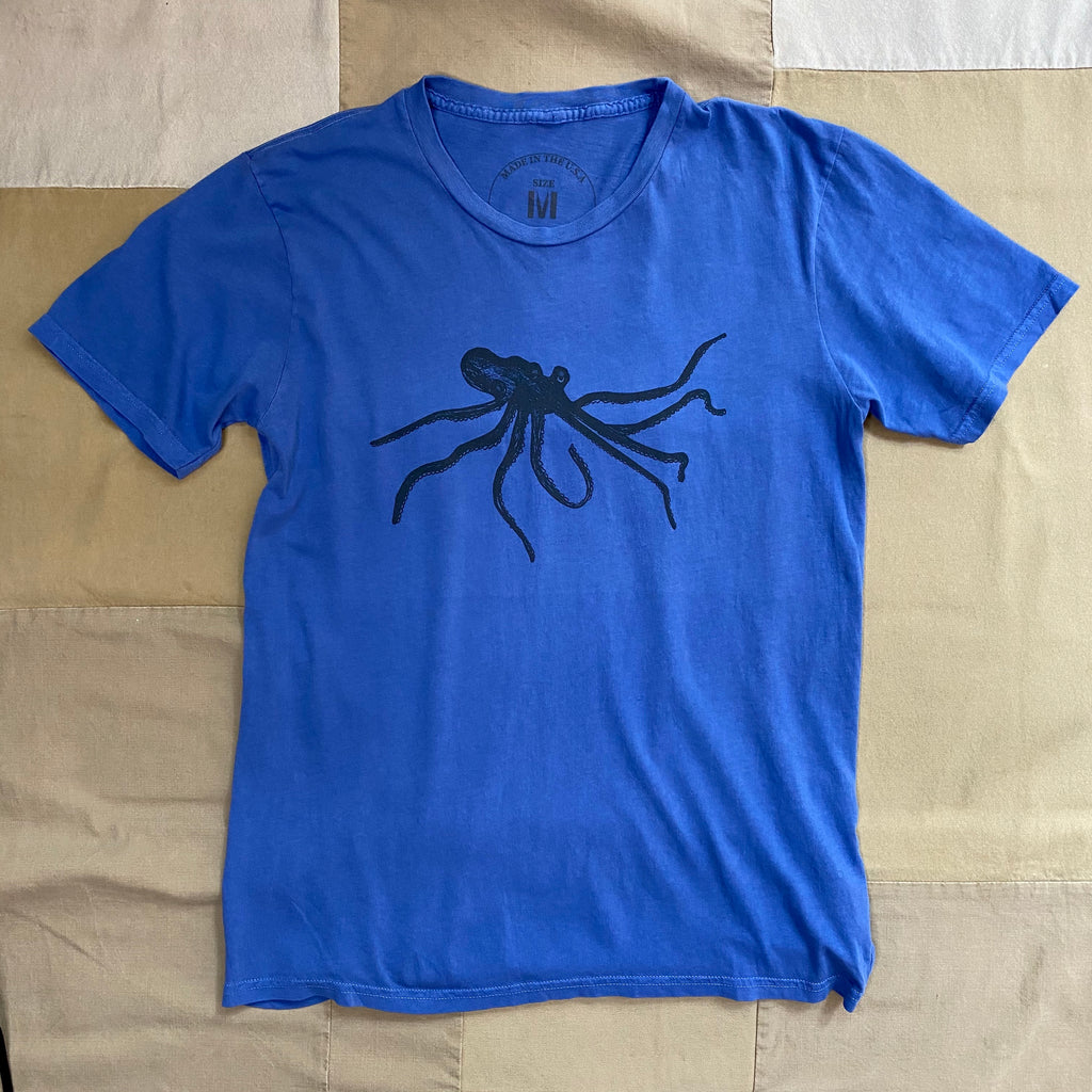 Octopus Crewneck T-shirt