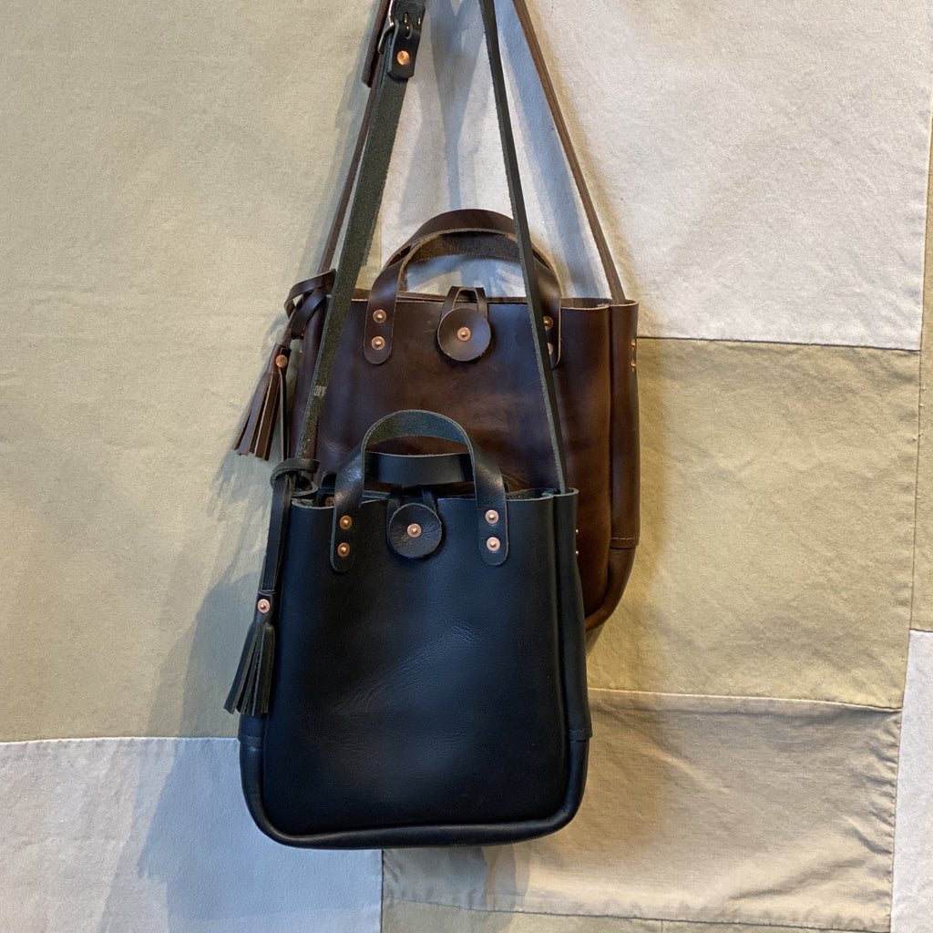Over The Shoulder Mini Tote