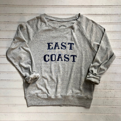 Women's East Coast Light Weight Sweatshirt