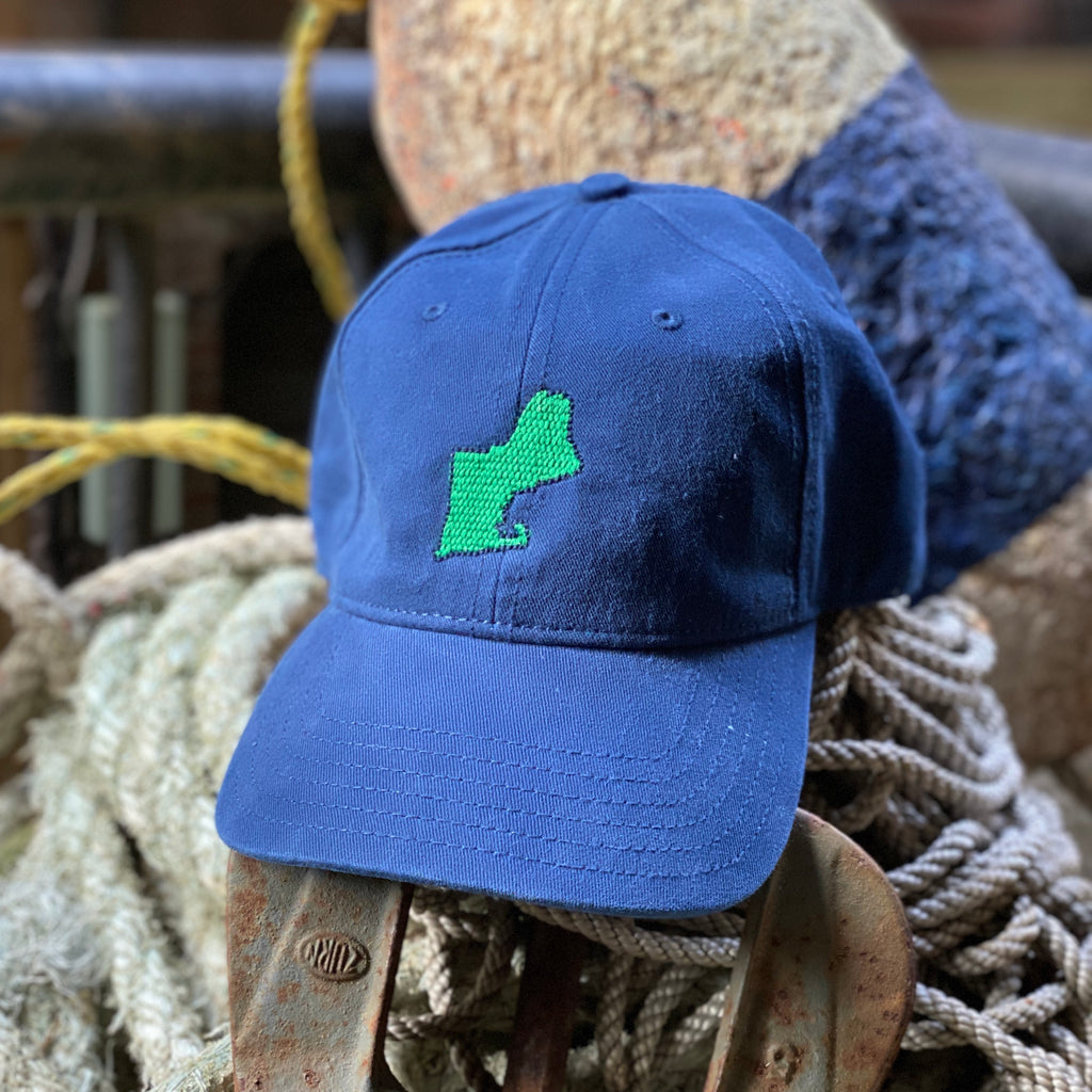 New England Needlepoint Hat