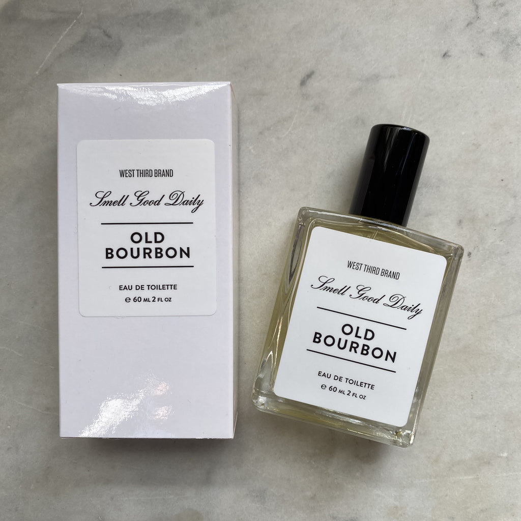 West Third Brand Cologne - Old Bourbon