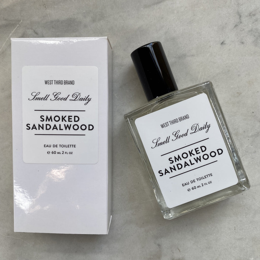 West Third Brand Cologne - Smoked Sandalwood