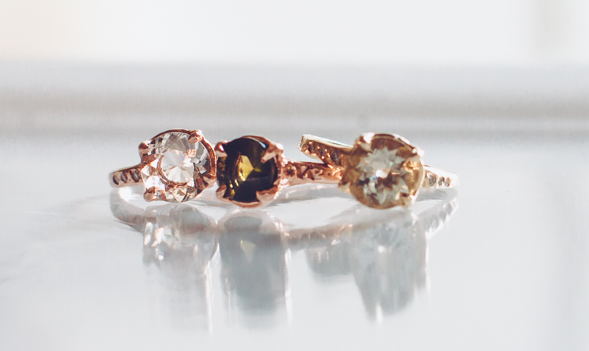 Engagement Rings- Communion By Joy