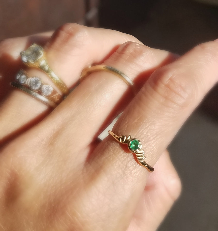Star Radiance Ring