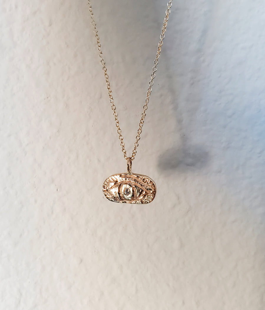 Eye of the Divine Necklace