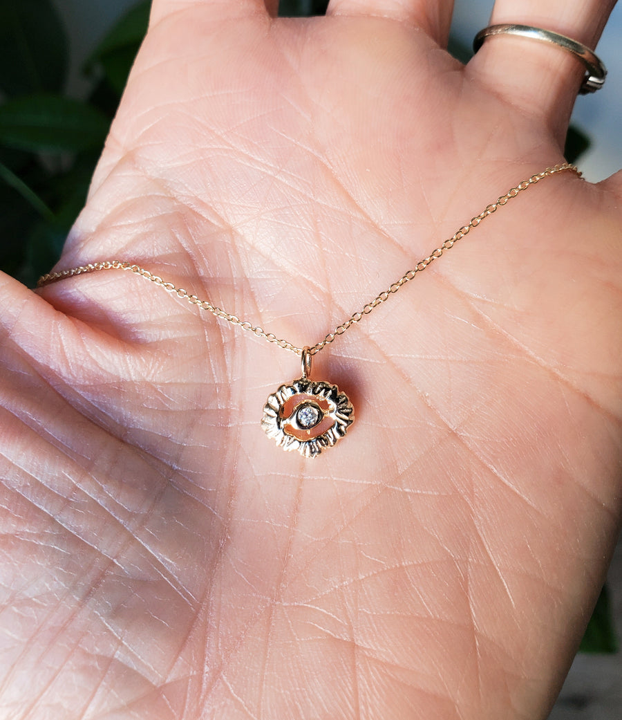 Soul on Fire Necklace