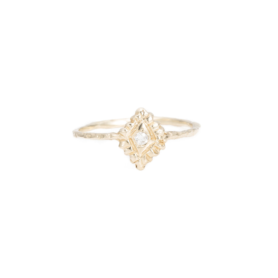 Diamond Light Ring