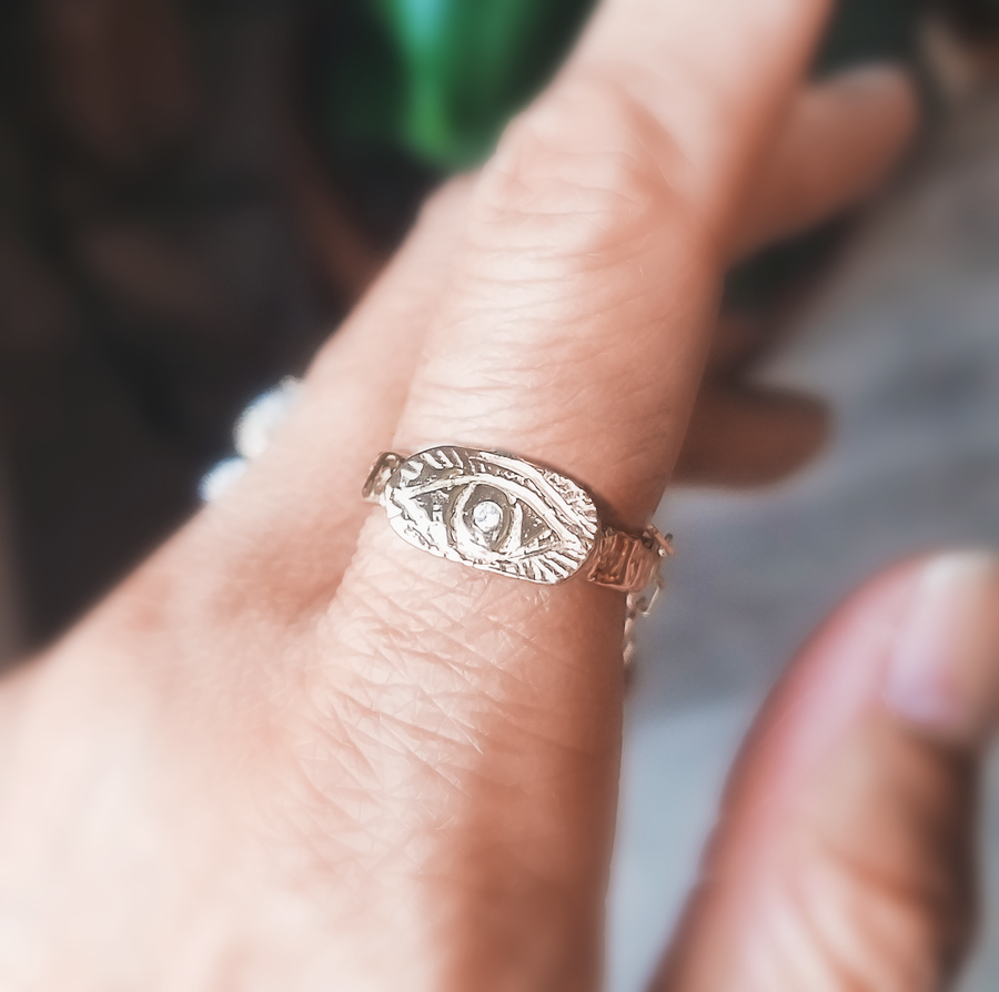 Eye of the Divine Ring