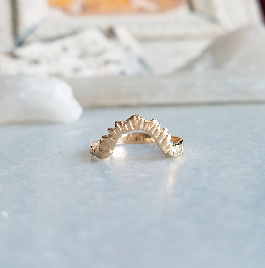 Radiant Beam Ring