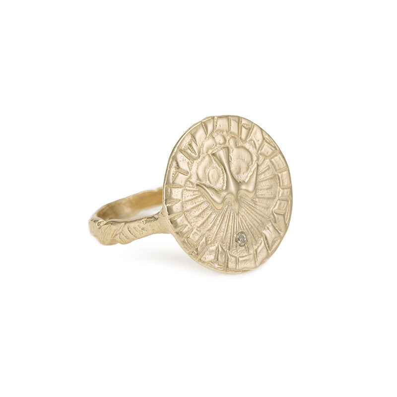 Spirit Dove Ring