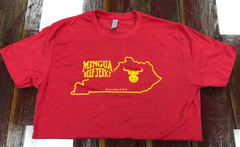 Red Kentucky T-Shirt