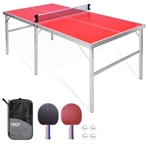 Mid-Size Table Tennis