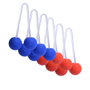 GoSports Soft Rubber Replacement Bolos for Ladder Toss Ladder Toss playgosports.com
