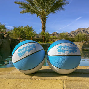 GoSports Water Basketball 2 Pack, Size 6 - Great for Swimming Pool Basketball Hoops Pool Toy playgosports.com