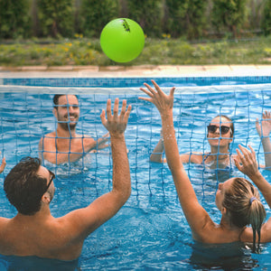 GoSports Water Volleyball 3 Pack | Great for Swimming Pools or Lawn Volleyball Games Volleyball playgosports.com