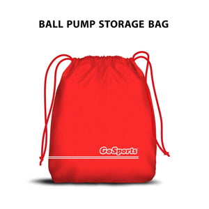 GoSports Sports Ball Inflation Pump 3 Pack with Needles & Travel Bag | Great for Parents, Coaches and Sports Camps Ball Accessories playgosports.com