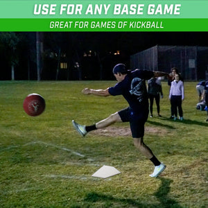 GoSports Baseball & Softball 4 Piece Premium Base Set | Heavy Duty for Athletes Baseball playgosports.com