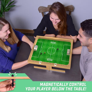 GoSports Magna Soccer Tabletop Board Game | Magnetic Game of Skill for Kids & Adults Magna Ball playgosports.com
