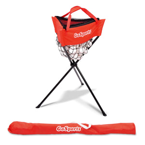 GoSports Baseball & Softball Ball Caddy with Carrying Bag Baseball playgosports.com