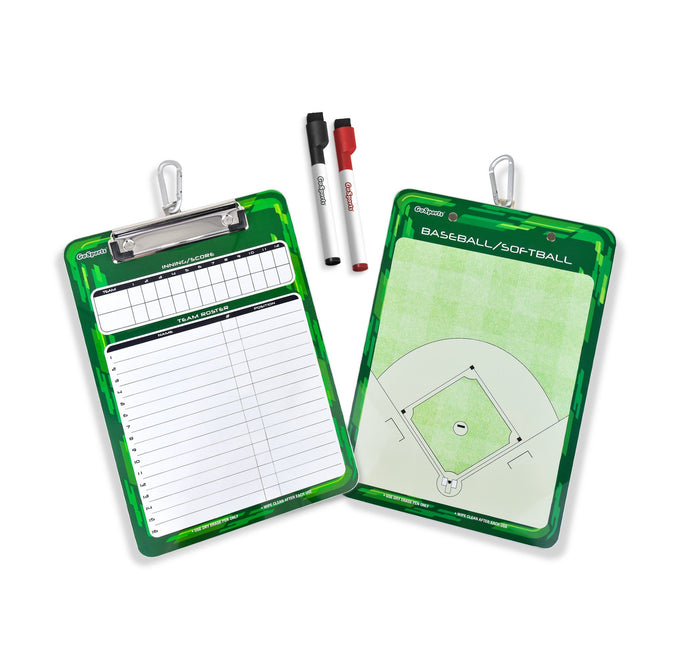 GoSports Baseball & Softball Lineup Board