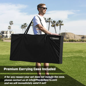 GoSports Premium Cornhole Carrying Case (Regulation Size) Cornhole playgosports.com