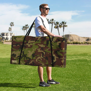 GoSports Camo Regulation Size Camo Cornhole Bag Cornhole playgosports.com