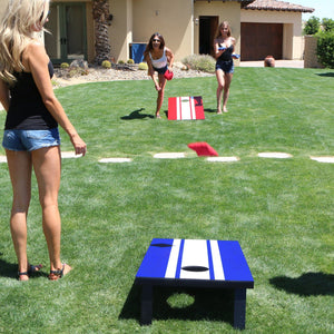 GoSports Classic Regulation Size Cornhole Set Includes 8 Bags, Carry Case & Rules Cornhole playgosports.com