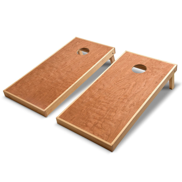 GoSports 4' x 2' Commercial Grade Cornhole Boards Only Set