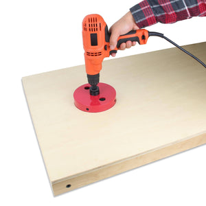 "GoSports 6"" Hole Saw - Heavy Duty Steel Design - Great for Making Cornhole Boards Cornhole playgosports.com"