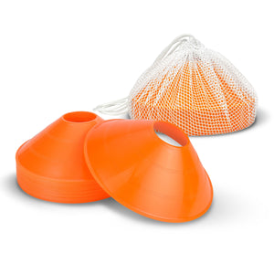 GoSports Sports Training Cone 20 Pack with Tote Bag Cones playgosports.com