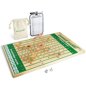 GoSports Derby Dash Horse Race Game Set | Tabletop Horse Racing with 2 Dice and Dry Erase Scoreboard Derby Dash playgosports.com