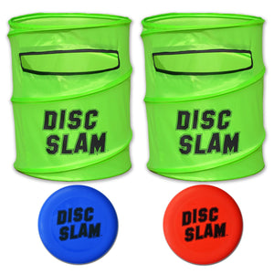 GoSports Disc Slam Flying Disc Game Set, with 2 Discs and Case Disc Slam playgosports.com