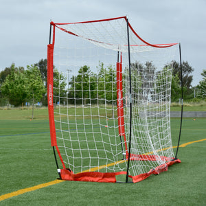 GoSports 12' ELITE Soccer Goal - Includes 1 12'x6' Goal, 6 Cones & Carrying Case Soccer Goal playgosports.com