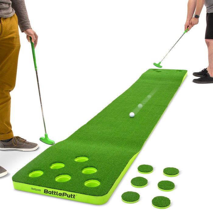 GoSports BattlePutt Pong Inspired Golf Putting Game