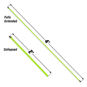 GoSports Golf Hitting Practice Alignment Sticks 3 Pack Golf playgosports.com