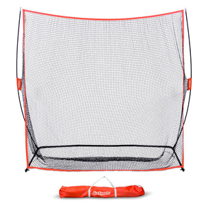 GoSports Golf Practice Hitting Net | Huge 7' x 7' Personal Driving Range for Indoor or Outdoor Swing Practice | Designed by Golfers for Golfers Golf playgosports.com