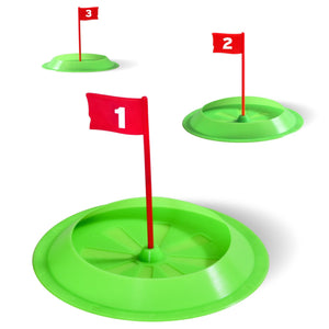 GoSports Pure Putt Challenge Putting Cups 3 Pack | Practice Putting Indoors & Outdoors Golf playgosports.com