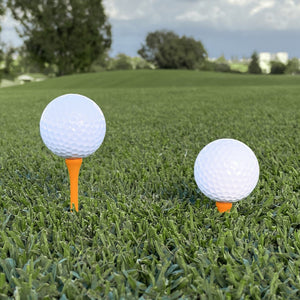 "GoSports 2.75"" Tour Tee Premium Wooden Golf Tees - 200 Tee Player's Pack Driver and Iron/Hybrid Tees, Choose Your Tee Color Golf playgosports.com"
