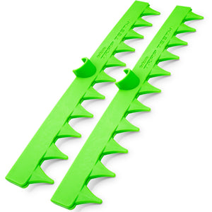 GoSports Trap Teeth Golf Bunker Rake, 2 Pack Golf playgosports.com