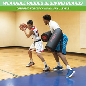 GoSports Big Paws Padded Arm Blocking Guards | 2 Pack | Basketball, Football, LAX, MMA Training Martial Arts playgosports.com